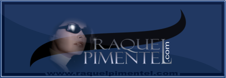 Raquel Pimentel - Website